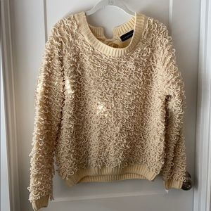 Wholly sweater